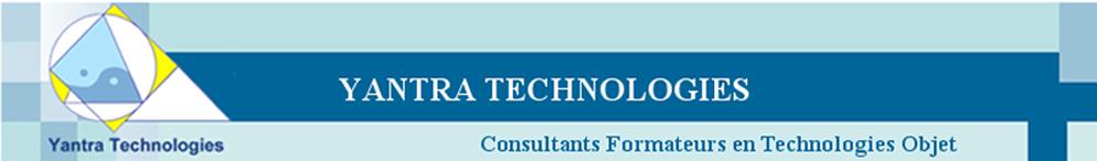 Yantra Technologies Consultants Formateurs en Technologies Objet
